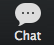 'Chat' button