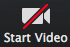 'Start Video' button