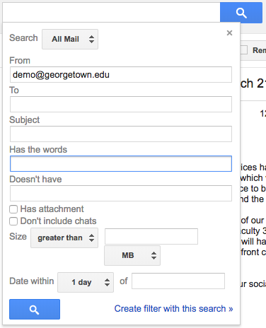 gmail filter 1