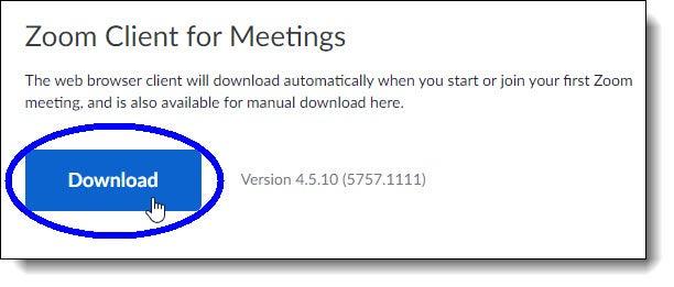 Zoom Installer For Mac