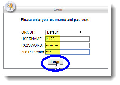 Enter your NetID, password, and 'push'