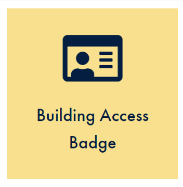 Building Access Badge screenshot