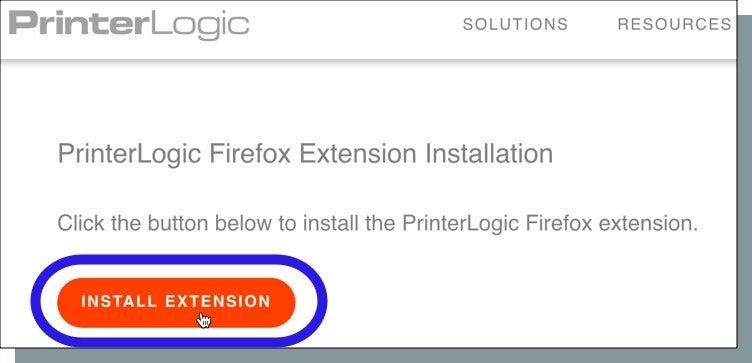 Click 'Install Extension'