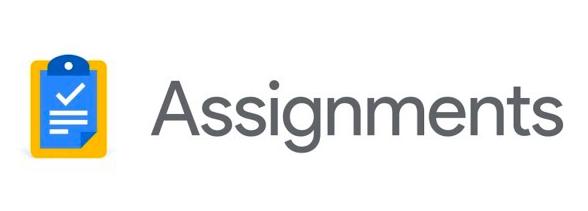 google assignments logo